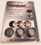 Soundcare SuperSpikes - Self Adhesive - Set of 3 spikes