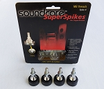 Soundcare SuperSpikes Standard - Set of 4 Spikes