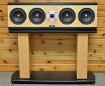 Tyler Acoustics Decade Centre channel with matching stand - Used
